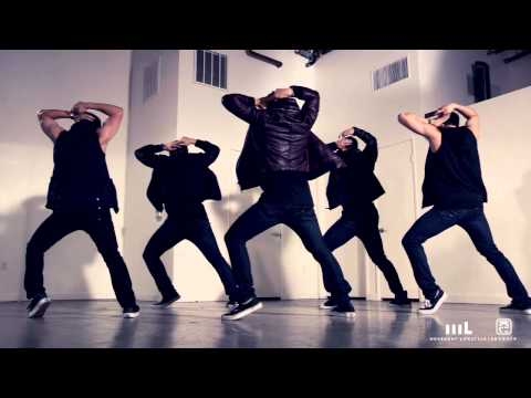 Brian Puspos BrianPuspos Choreography Wet The Bed by Chris Brown