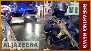 🇫🇷Strasbourg shooting: At least three dead, gunman at large | Al Jazeera English - ALJAZEERAENGLISH