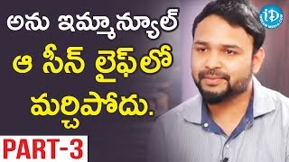 Oxygen Director A M Jyothi Krishna Exclusive Interview Part #3 || Talking Movies With iDream - IDREAMMOVIES