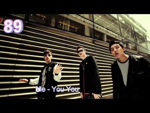 My Top 100 Favorite Korean Songs Of 2011 Part 1 (100-76)
