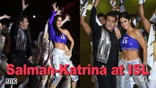 Salman-Katrina Dance the night out at ISL opening ceremony - BOLLYWOODCOUNTRY