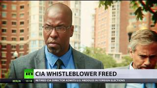42 months in prison: CIA whistleblower sentenced on 'circumstantial evidence' released - RUSSIATODAY