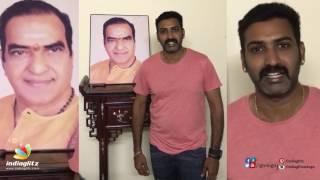 Nandamuri Taraka Ratna's wishes to Balakrishna's Gautamiputra Satakarni team || #GPSK - IGTELUGU