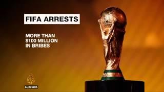 Why are FIFA arrests happening now? - ALJAZEERAENGLISH