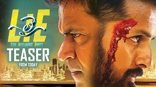 Nithin's LIE Teaser | From Today | Nithin | Megha Akash | Fan Made | TFPC - TFPC