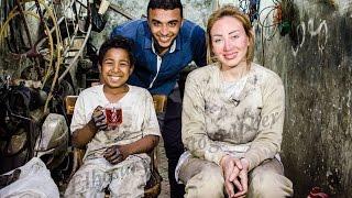 ريهام سعيد و خالد صلاح يحققان حلم أحد المصورين