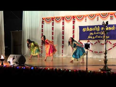 Aadukalam and variya dance