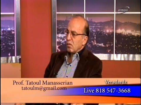 Թաթուլ Մանասերյան:  Հայաստանի տնտեսության մարտահրավերները և Սփյուռքի հետ տնտեսական կապերը: