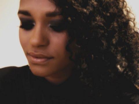 Olho Preto Esfumado - Maquiagem Para Negras