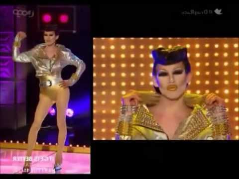 All Of Sharon Needles Runway Looks