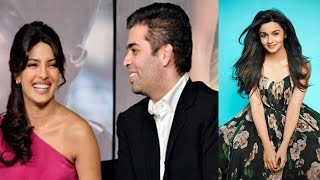 Priyanka Chopra's candid chat shocks Karan Johar!, Alia Bhatt to work with Mohit Suri