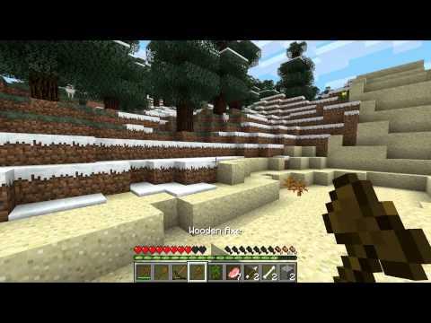 Então Começa - Minecraft Magico #1