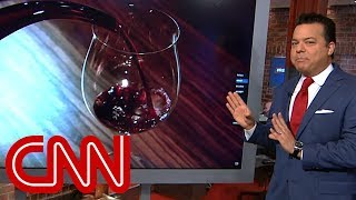 Competing wine studies cause confusion | Reality Check with John Avlon - CNN