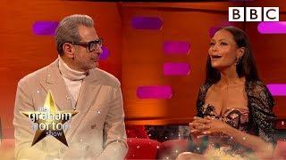 Thandie Newton's Westworld nude scenes - BBC - BBC