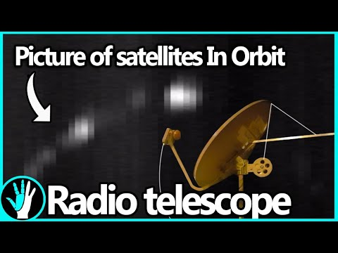 How to build a radio telescope (and see satellites 35,000km away!)
