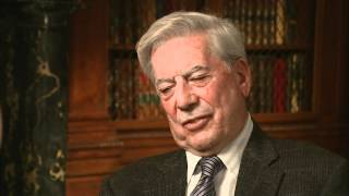 Writer Mario Vargas Llosa on the Importance of Literature view on youtube.com tube online.