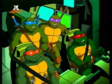 TMNT PL Wojownicze żółwie Ninja 2003 - Czyściciel 01E09