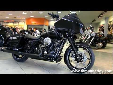 New 2013 Harley-Davidson FLTRX Road Glide Custom Bad Ass Bagger