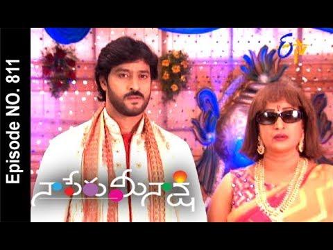 Naa Peru Meenakshi | 28th  August 2017| Full Episode No 811 | ETV Telugu | cinevedika.com