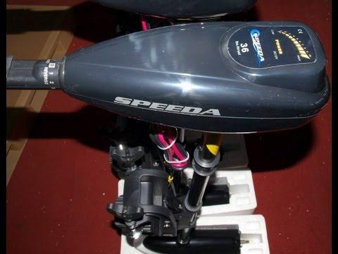 лодочные моторы спееда