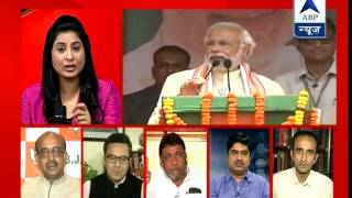 ABP News debate: Will Modi get rid of '2002 riots'? - ABPNEWSTV