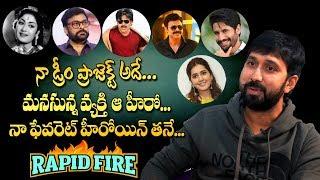 Rapid Fire : Director Bobby Venky Mama Movie | #venkatesh | #nagachaitanya | #rashikhanna | #payal - IGTELUGU