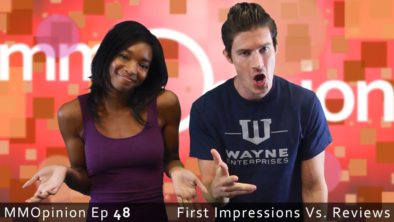 First Impressions Vs. Reviews - MMOpinion Ep 48