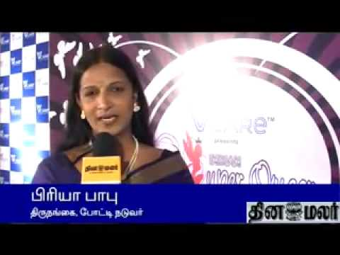 Indian Super Queen   Aravani Fashion Show   Dinamalar