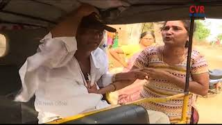Khammam Corporator Machha Narendra Lawless Relation Reveal his Wife | CVR News - CVRNEWSOFFICIAL