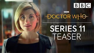 Doctor Who: Series 11 World Cup Teaser Trailer - BBC - BBC