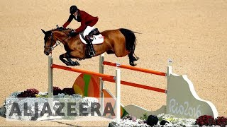 Qatar and Saudi Arabia to compete at show jumping competition - ALJAZEERAENGLISH