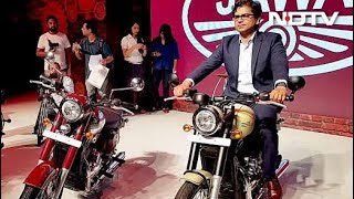 Jawa Motorcycles Launched In India - NDTV