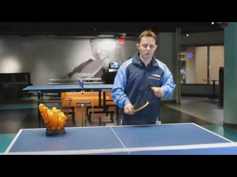 Tips on Improving Your Table Tennis Serve