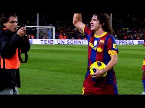 FC Barcelona 5 0 Real Madrid Goals & highlights 29 11 2010 High Definition