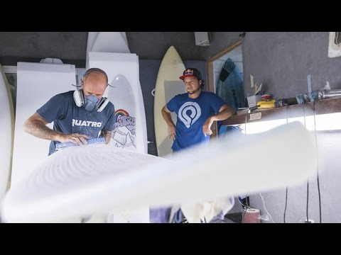 Taking Windsurfing to the Mountain | Behind the Scenes of