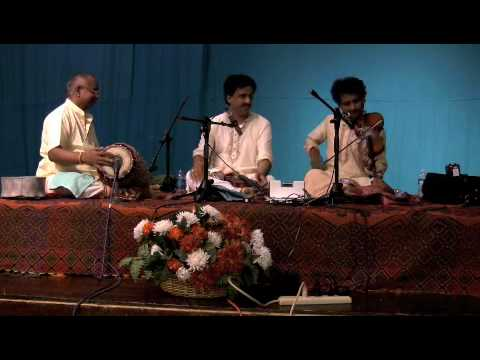 Mysore Nagaraj & Dr. Mysore Manjunath - Chakravakam raga