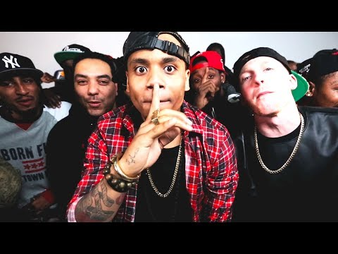 Cipha Sounds & Drewski - Cipha Sounds & Drewski Feat. Maino,Bodega Bamz, Chinx, Troy Ave, Mack Wilds & CBD