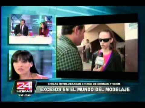 Ex Miss Perú comenta caso de modelo venezolana involucrada en tráfico de drogas