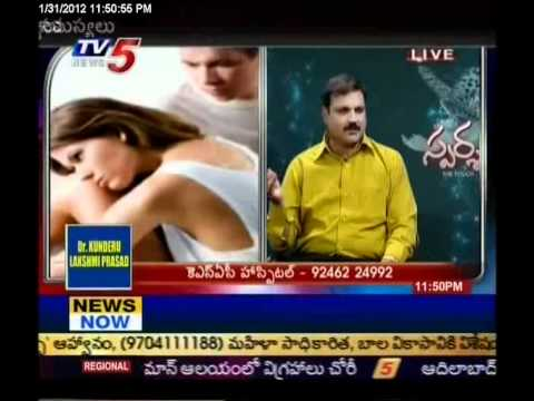 TV5 - Sparsha vatsayana Mantra answers to Sex Problems 31-01-2012 part 2