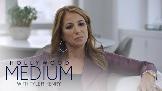 Jill Zarin's First Reading Since Her Husband Bobby Passed | Hollywood Medium with Tyler Henry | E! - EENTERTAINMENT