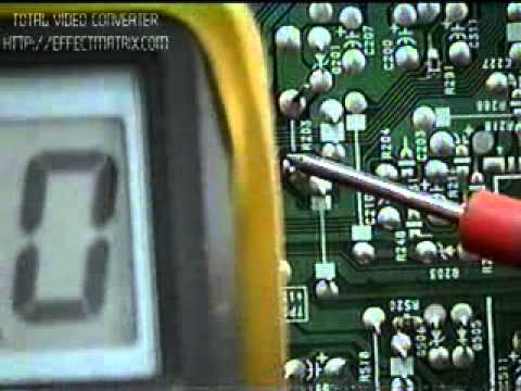 reparacion de tv .oscar parte (3/3)