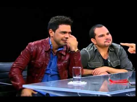 Chamada De Frente com Gabi - Zezé di Camargo e Luciano (03/08/2014) - SBT