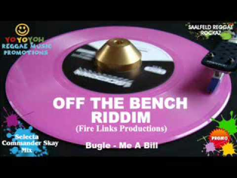 Off The Bench Riddim Mix [January 2012] Fire Links Productions