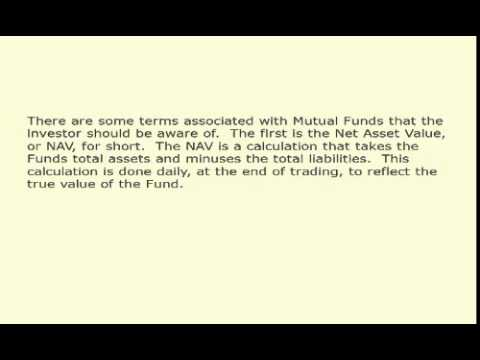 Long Term Mutual Funds Video