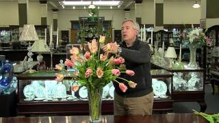 Floral Design Tips & Tricks at Replacements, Ltd.