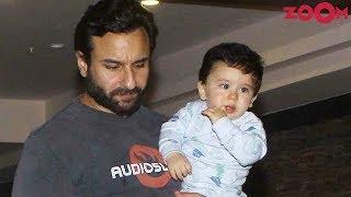 Saif Ali Khan shares plans for Taimur's second birthday celebrations   Bollywood News - ZOOMDEKHO