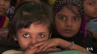 Indian Centers Preparing School Dropouts for Return to Education - VOAVIDEO