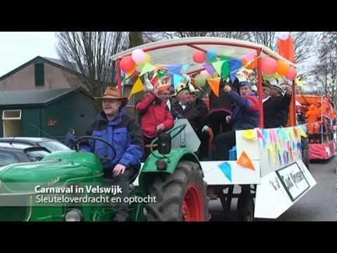 Carnavalsoptocht Velswijk