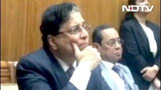SC के भविष्य पर चर्चा के लिए दो जजों ने CJI को लिखी चिट्ठी - NDTVINDIA