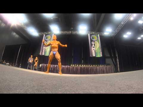 Miles Stovall 2014 Naturally Fit Show